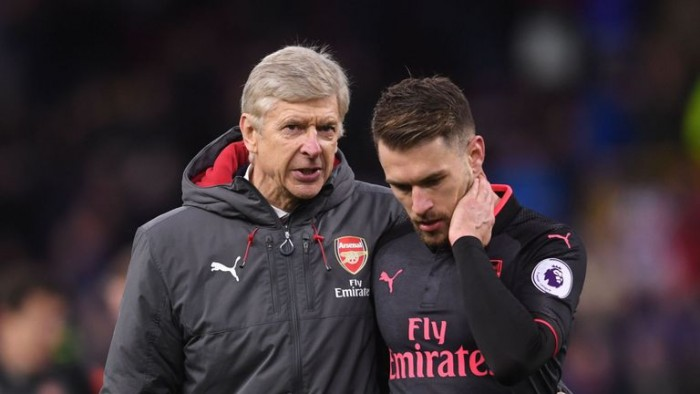 "Венгер: «Рэмзи— будущее ""Арсенала""»"
