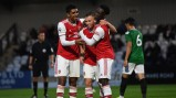 Arsenal U-23 2-1 Brighton