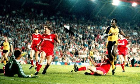 Арсенал лондон 26 мая 1989 года